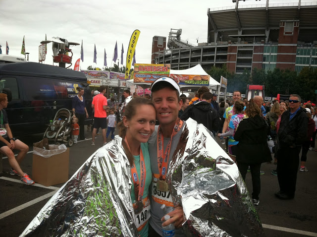 Baltimore Marathon and Taste of DC