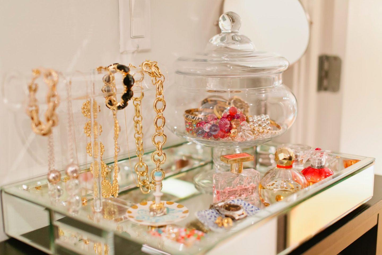 Anatomy of a Jewelry Tray