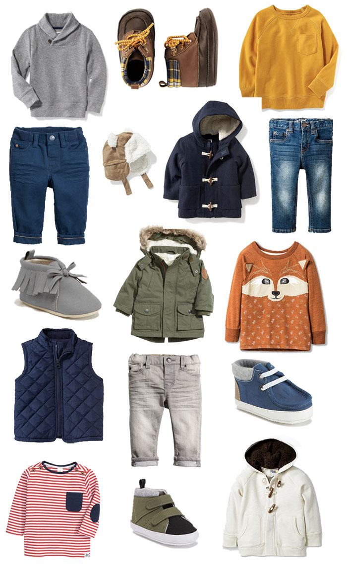 adc3448fd Baby Boy Fall Fashion Favorites | Stripes and Whimsy