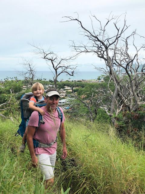 Hawaii family hiking 3
