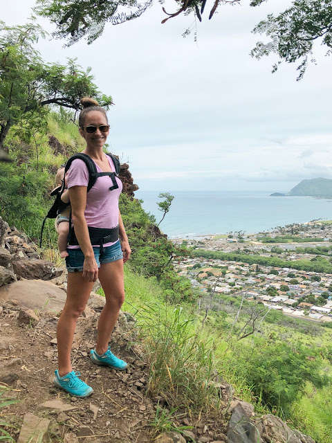 Hawaii family hiking 5