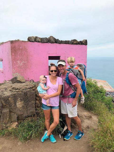Hawaii family hiking 7