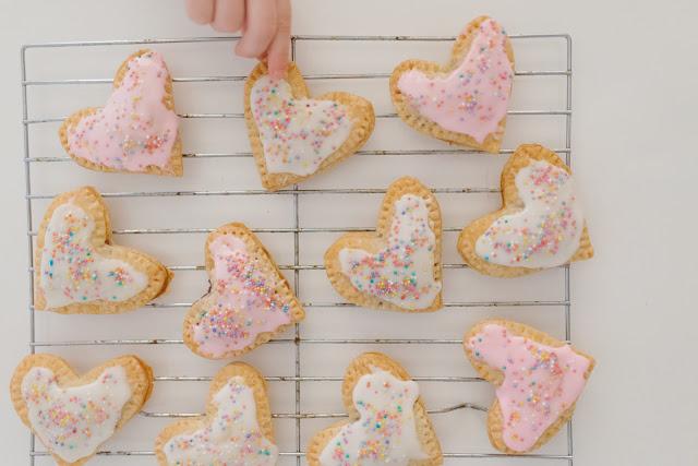valentines poptarts