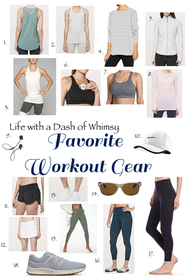 best workout clothes - athleisure - fitness - gym clothes