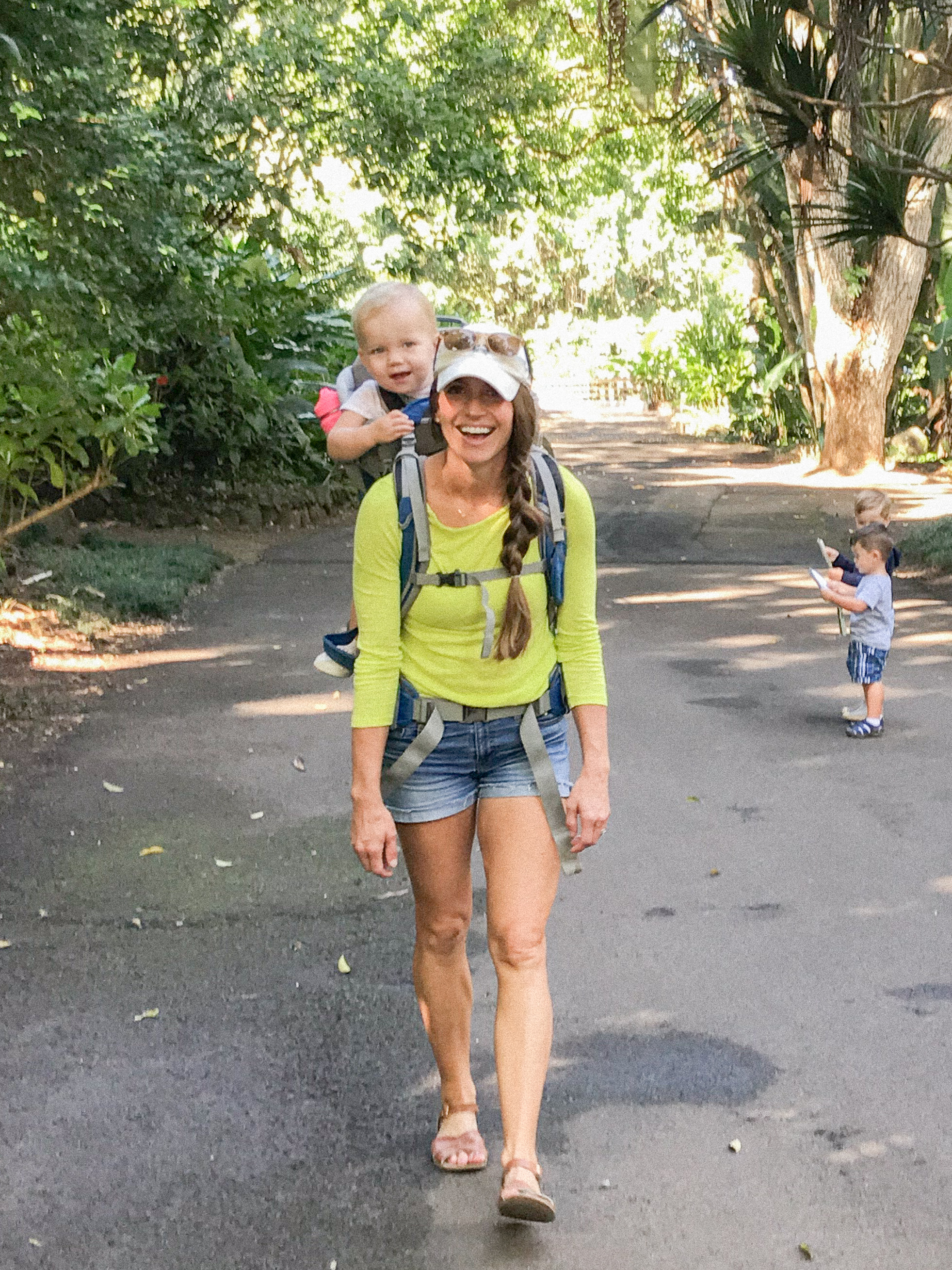 Hiking in Hawaii - Best Hikes in Hawaii - Hiking in Honolulu Hawaii - Best Trails in Hawaii - Hawaii Hiking Trails - Hawaii Hikes Oahu - Waimea Valley Trail Oahu - Kid Friendly Hikes - Hiking with Kids Hawaii - Waimea Falls