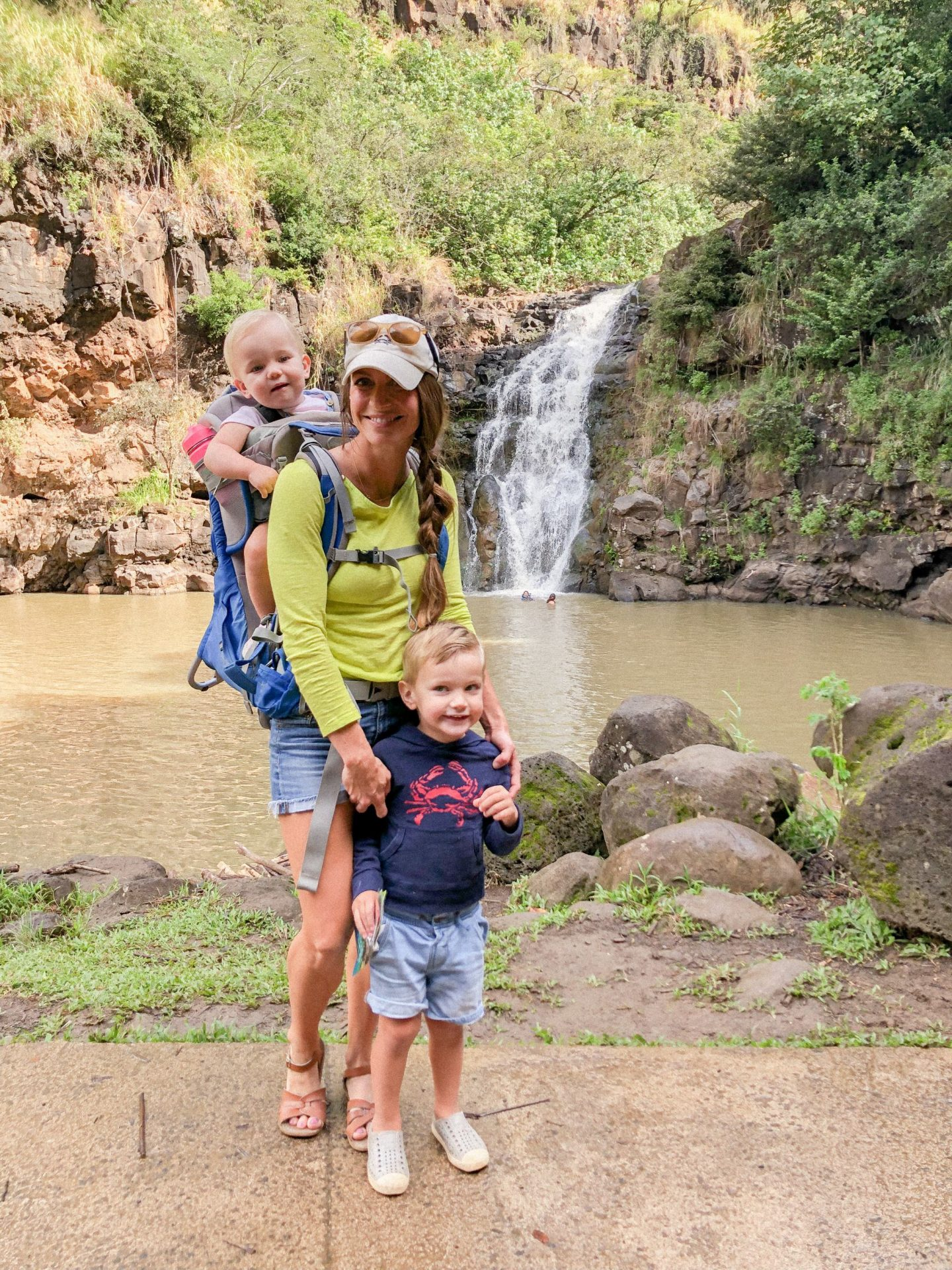 Hiking in Hawaii: Waimea Valley Trail