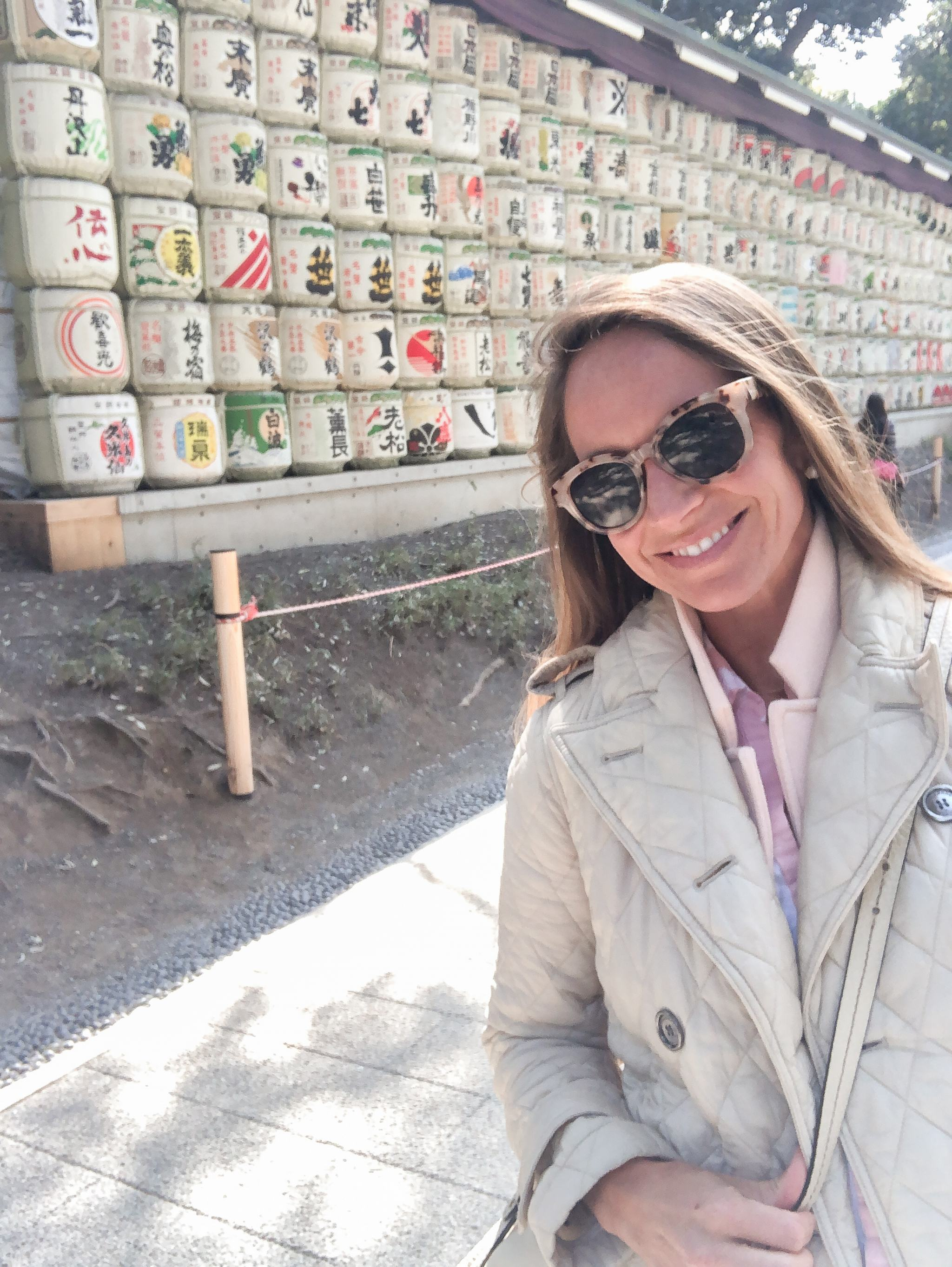 Tokyo - traveling in Tokyo - what to see in Japan - Meguro River Cherry Blossoms - yoyogi park - meiji shrine