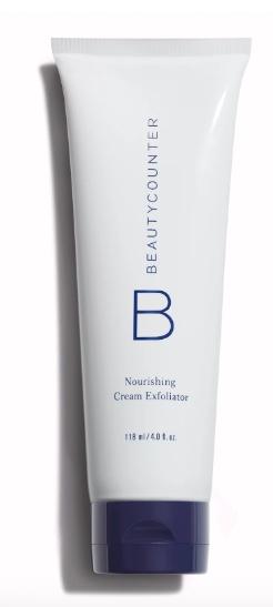 beautycounter nourishing cream exfoliator - safe exfoliator