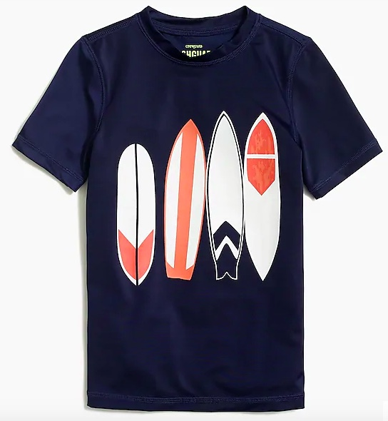 surfboard rash guard - boys surfboard rash guard - cute boys rash guard