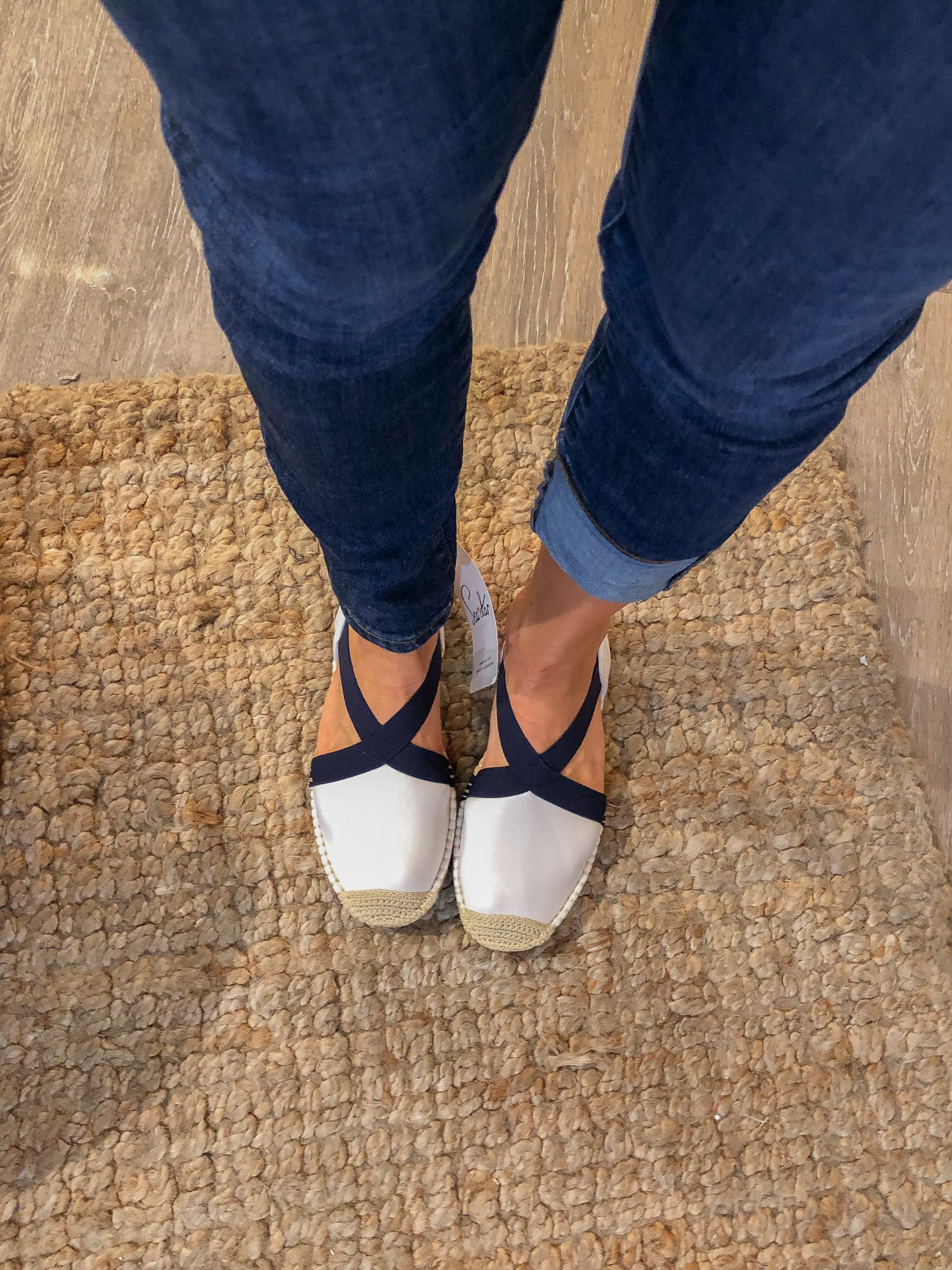 the skinny dip charleston edition - shopping in charleston - best shops in charleston - sea star espadrilles