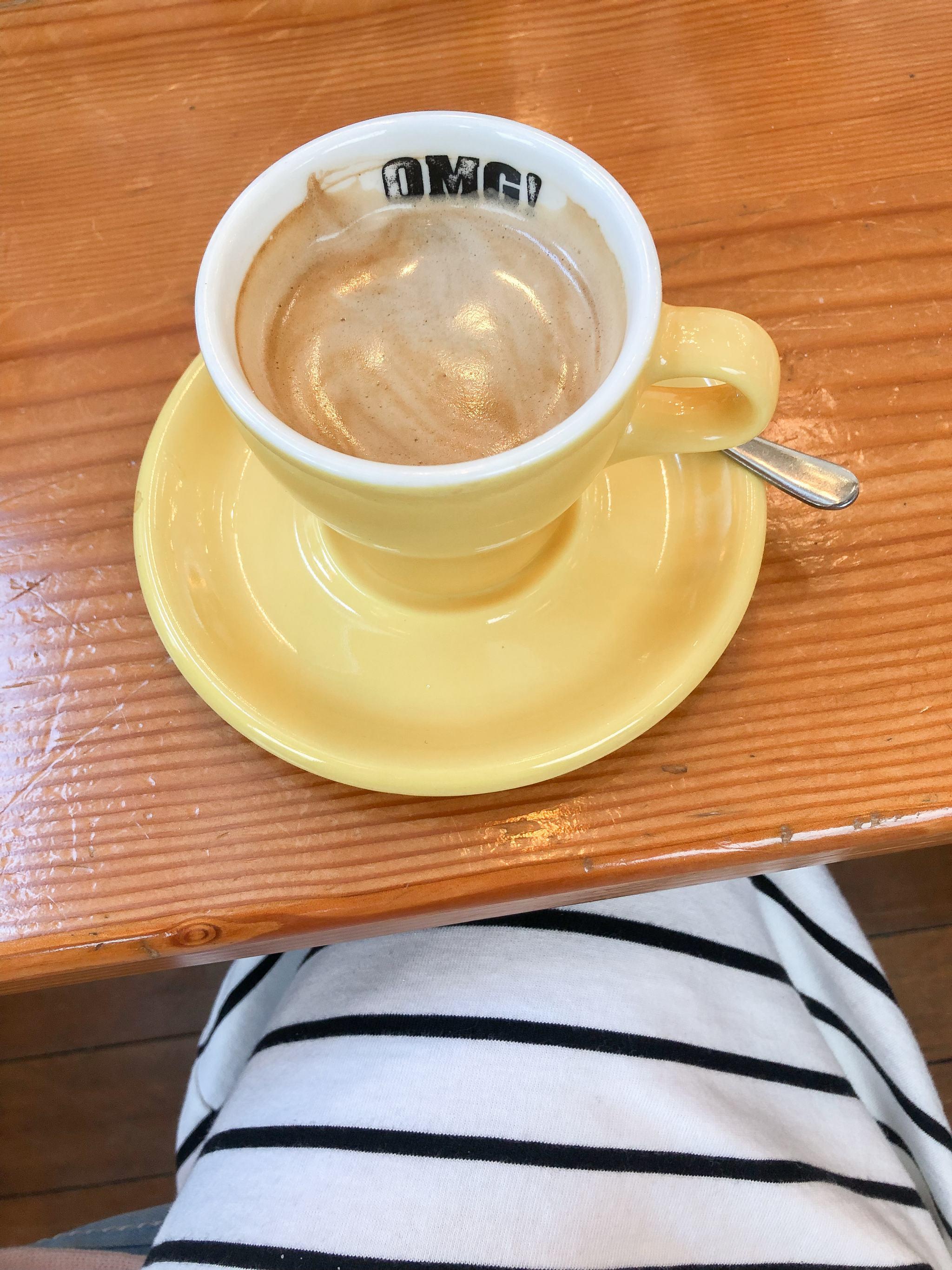 cafe OMG in Tokyo - coffee Tokyo