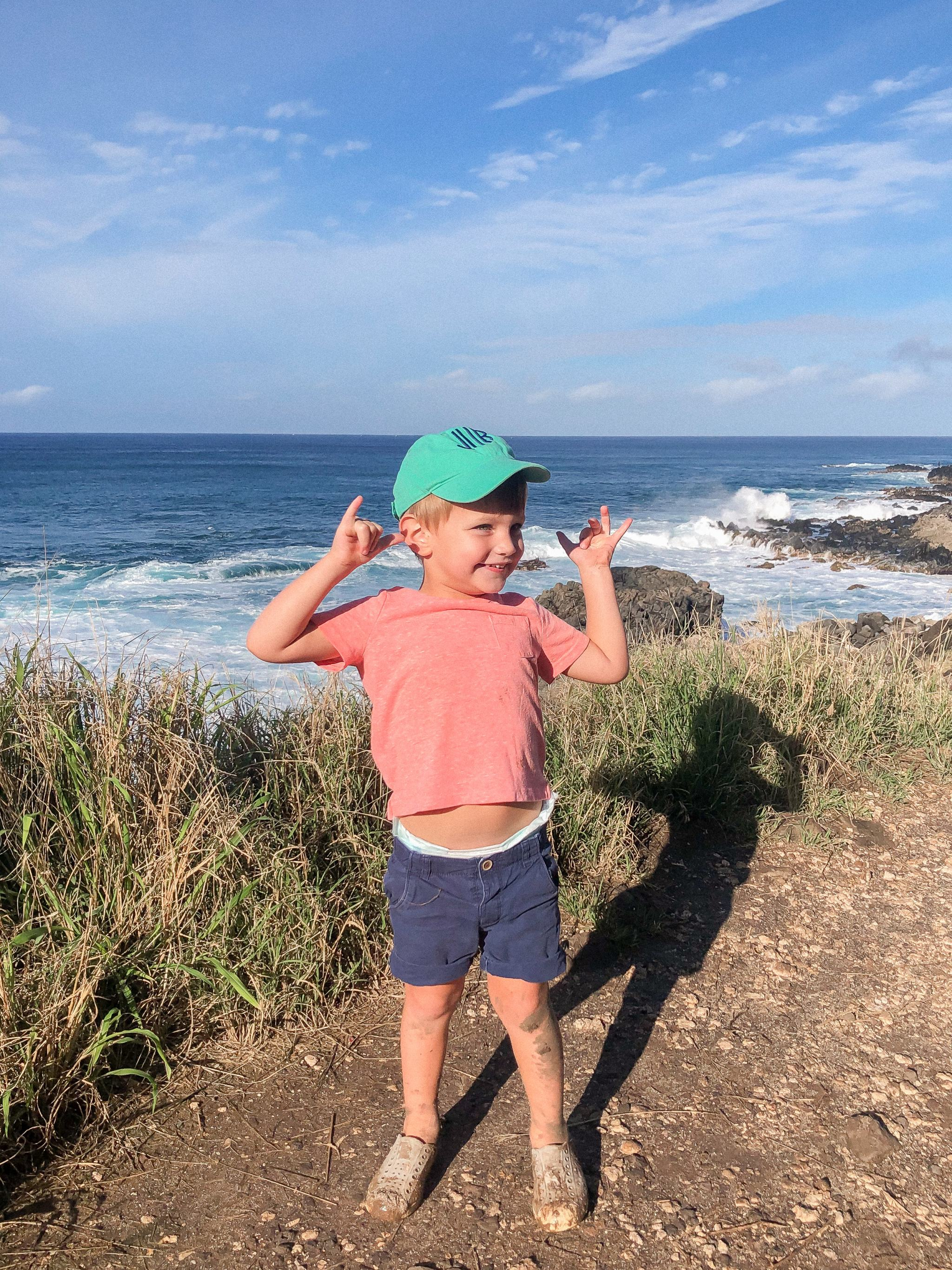 Hiking in Hawaii - Best Hikes in Hawaii - Hiking in Honolulu Hawaii - Best Trails in Hawaii - Hawaii Hiking Trails - Hawaii Hikes Oahu - Kaena Point Trail Oahu - Kid Friendly Hikes - Hiking with Kids Hawaii - Kaena Point - Ka'ena Point Hike