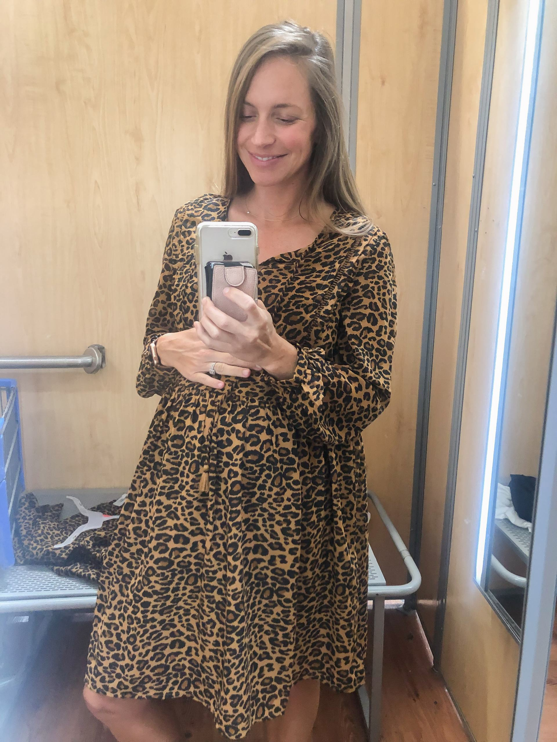 affordable fashion - walmart fashion - fall outfit ideas - fall fashion inspo - walmart try on - walmart fall clothing - budget outfits - style on a budget - walmart blogger - leopard dress