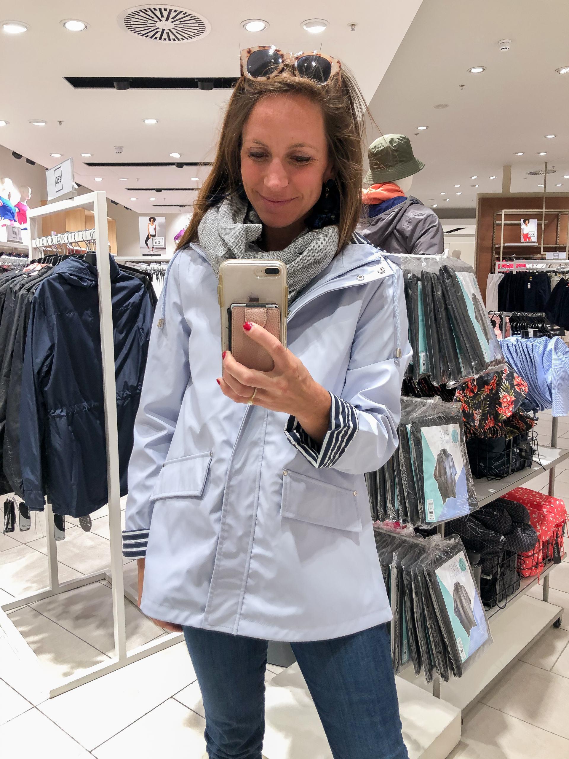 dunnes stores rain jacket