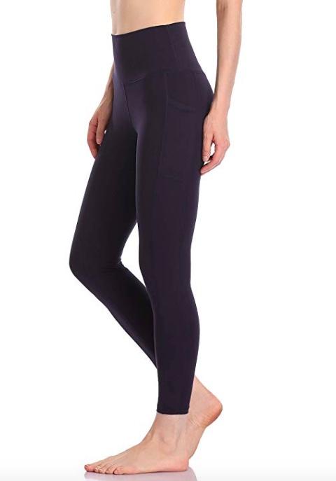 affordable yoga pants - high rise yoga pants - colorfulkoala yoga pants - lululemon align dupes - amazon yoga pants - high rise yoga pants - postpartum yoga pants - postpartum clothing - pregnancy clothing - pregnancy yoga pants