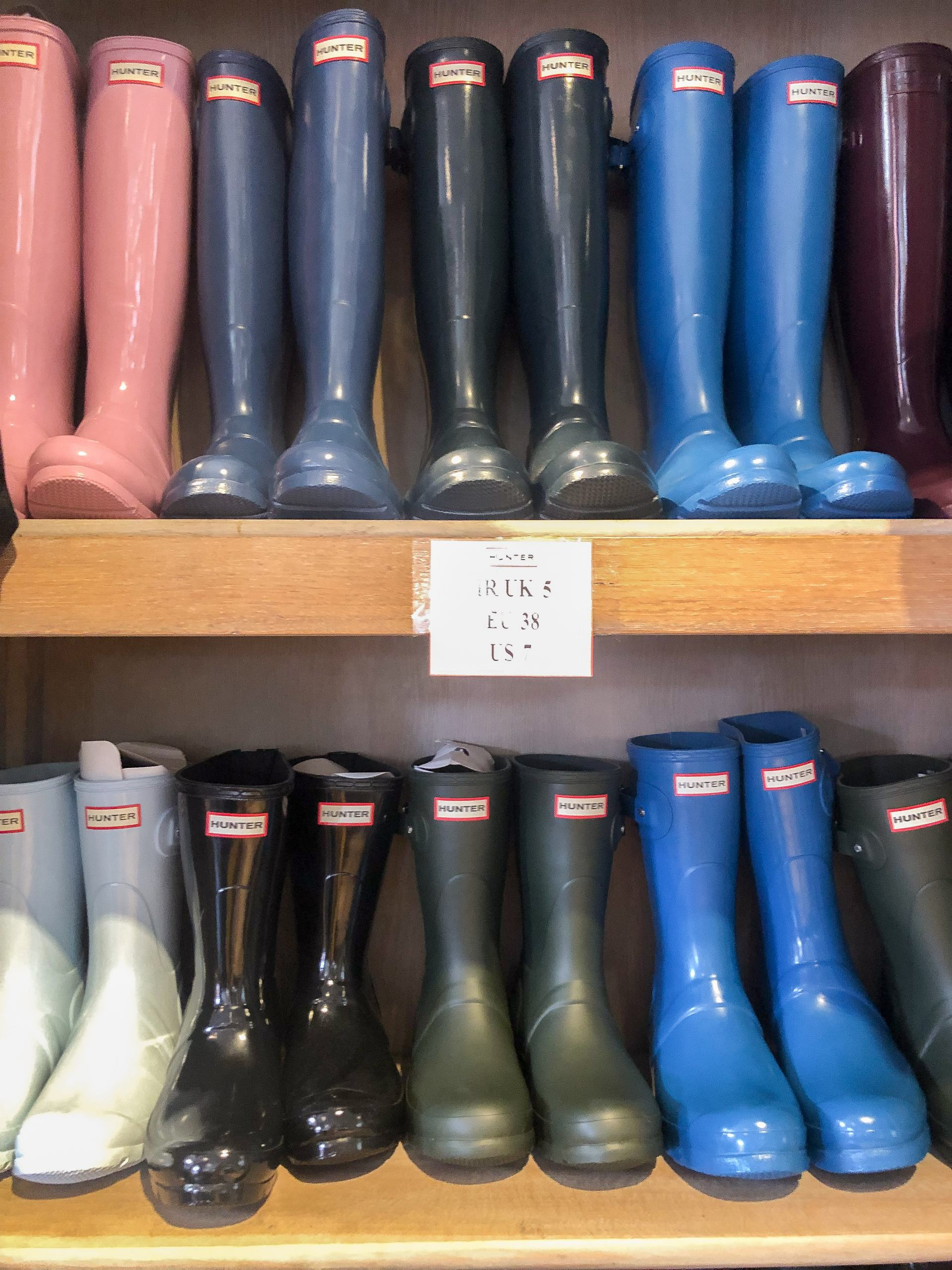 hunter boots ireland