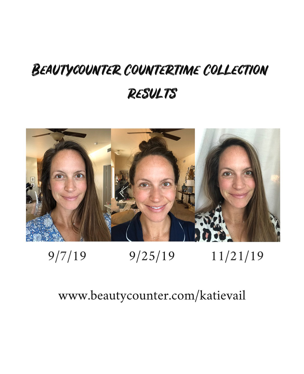 beautycounter black friday - beautycounter holiday gifts - christmas gifts - clean beauty gift ideas - clean beauty skincare - beautycounter makeup - countertime anti-aging skincare line - countertime before and after results