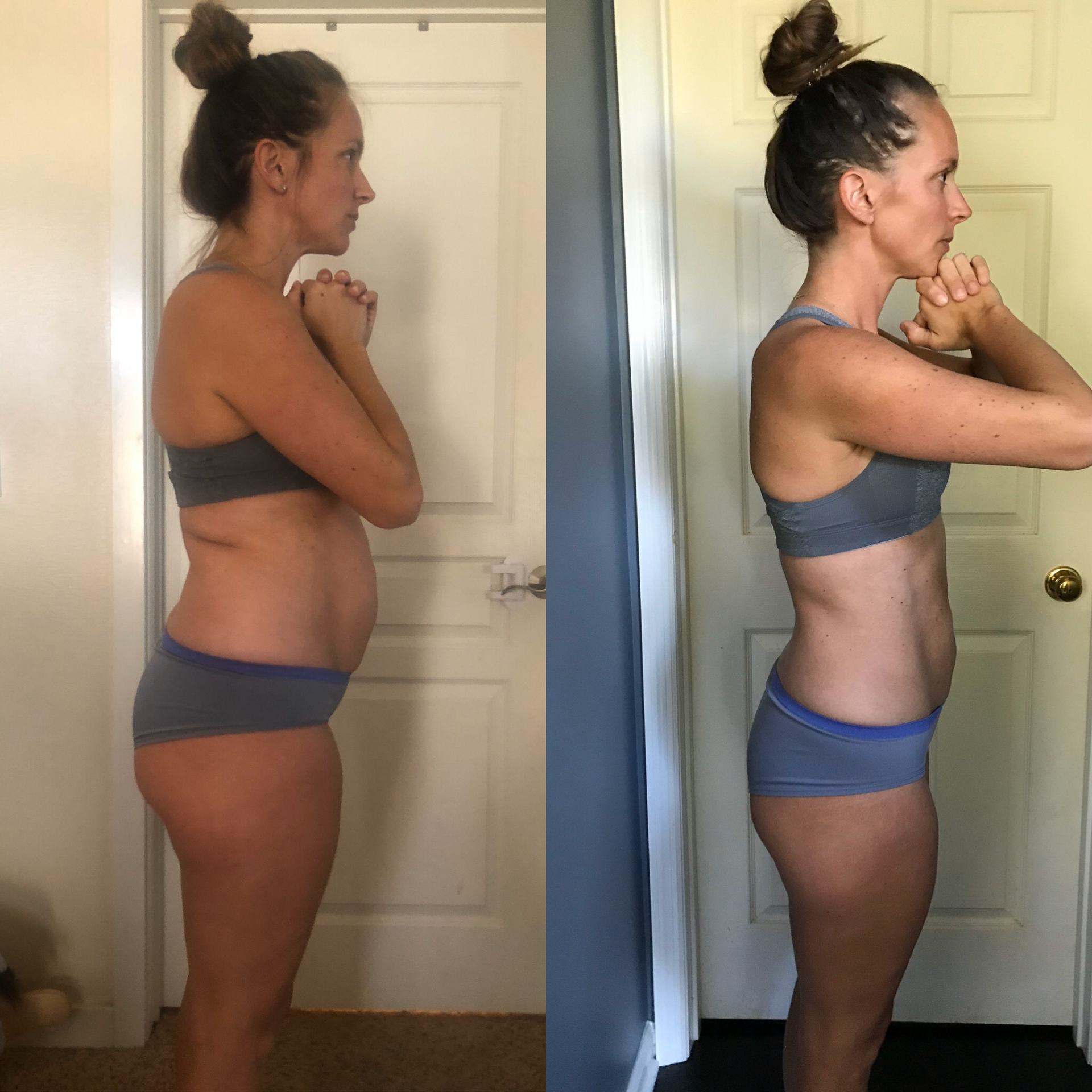 glowbody pt 12 week post pregnancy plan - postpartum fitness - postpartum recovery - post pregnancy fitness - postpartum workout plan - glowbodypt - at home workouts - glowbodypt before and after