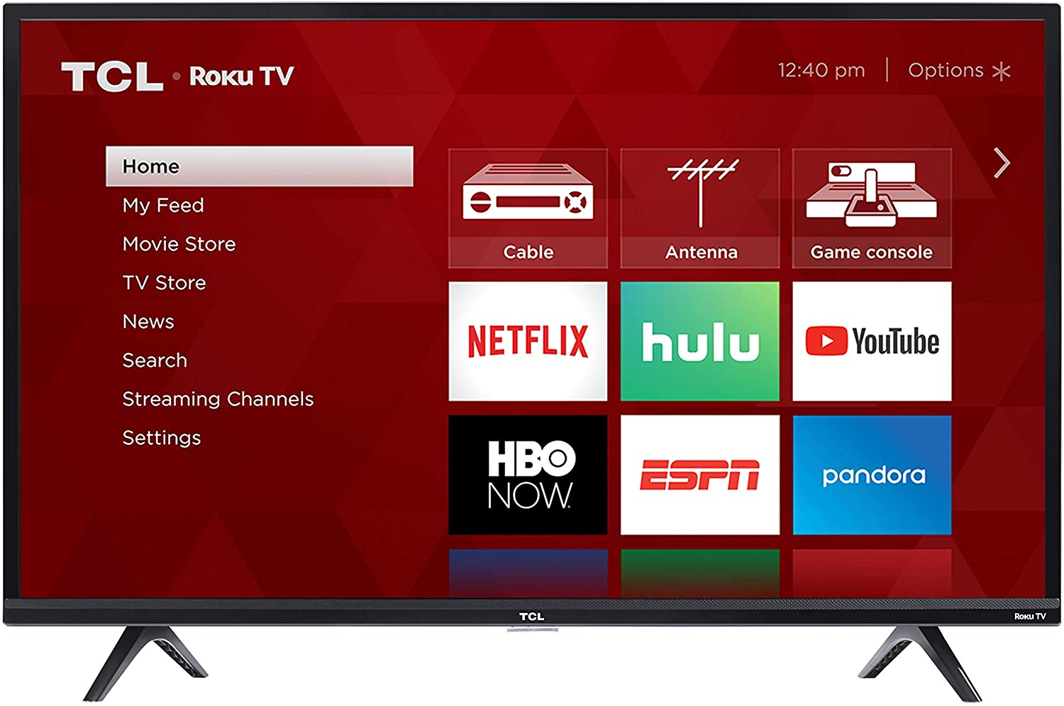 affordable Roku tv