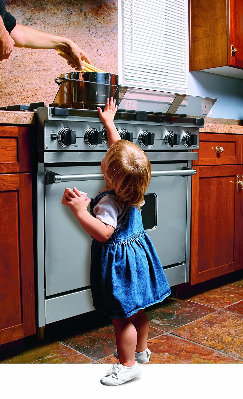 adhesive stove guard