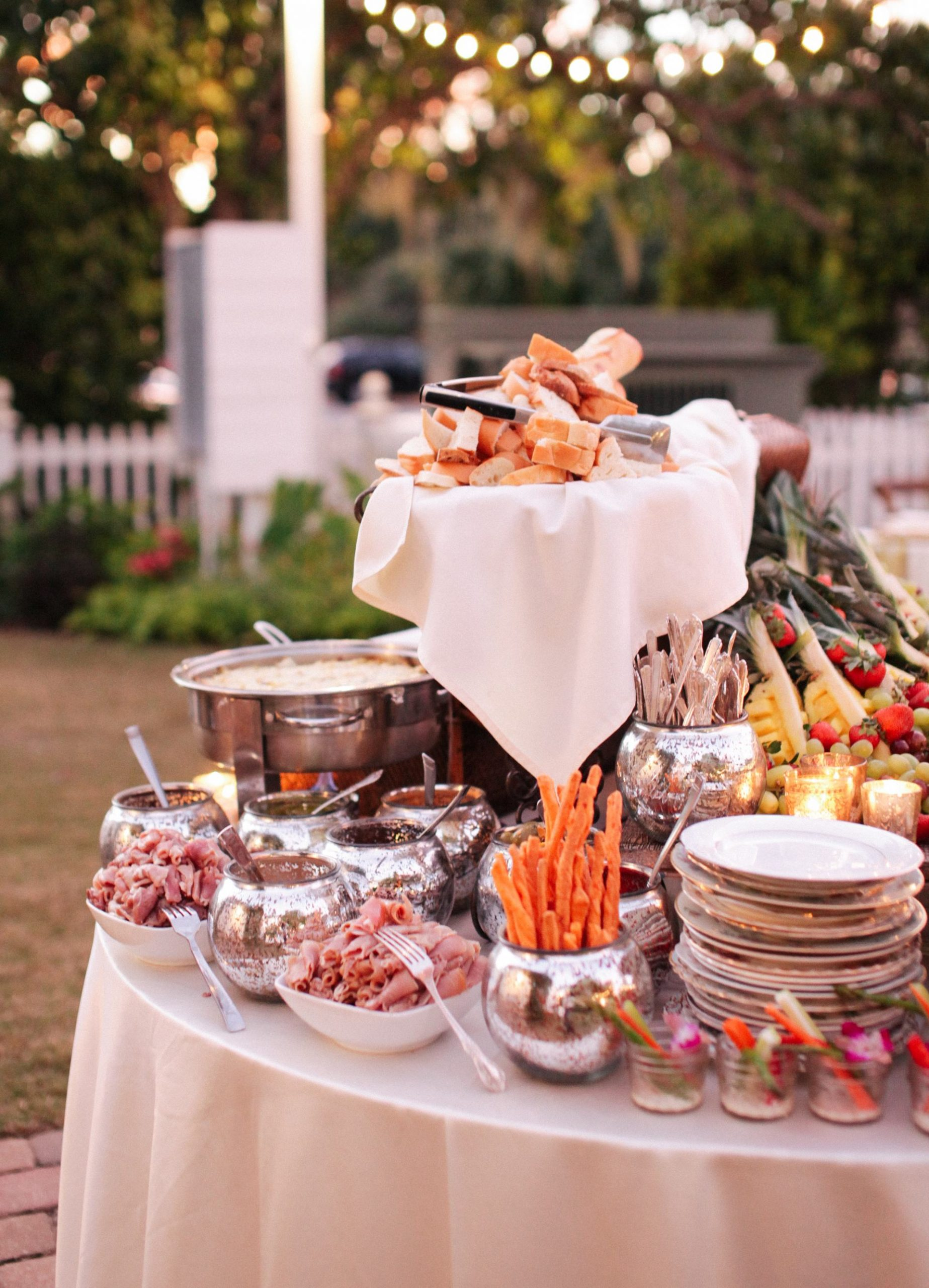 shrimp and grits bar lowcountry wedding