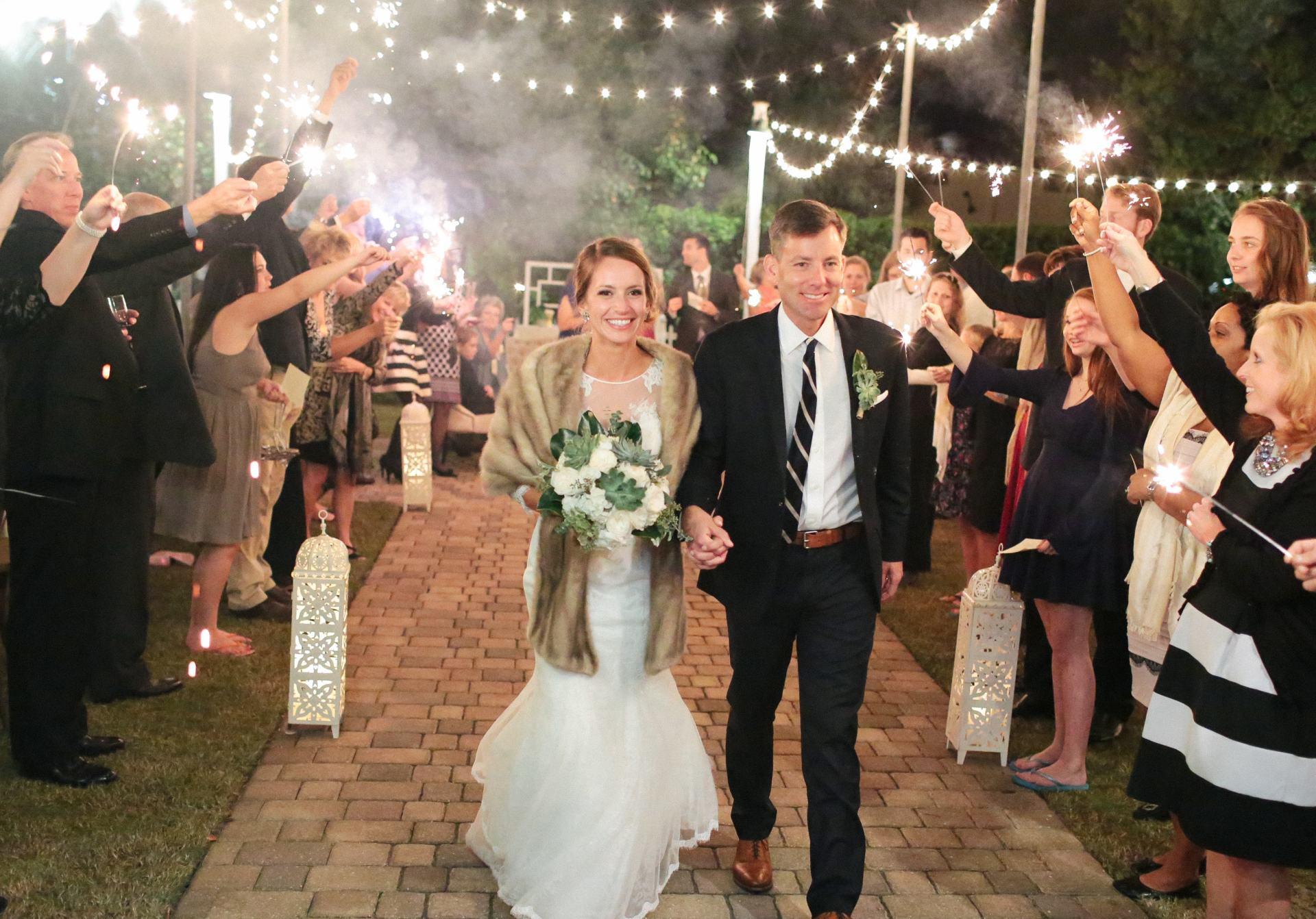 fall wedding lowcountry