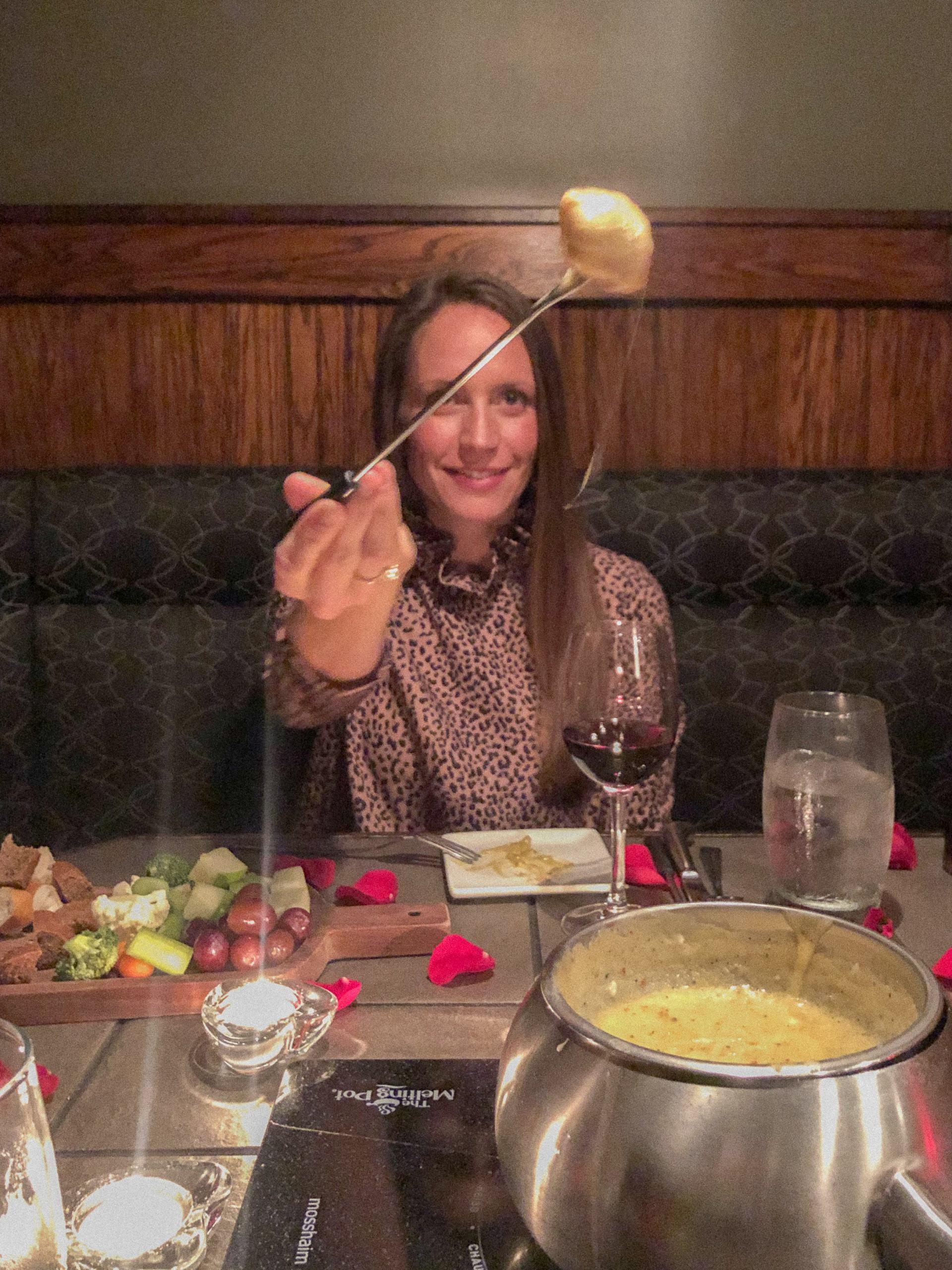 thursdate melting pot fondue