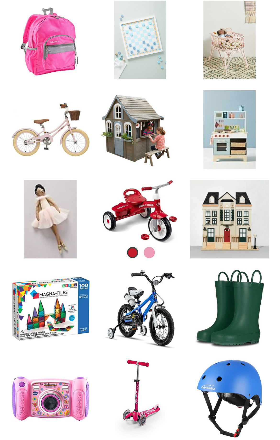 holiday gifts for toddlers and young kids