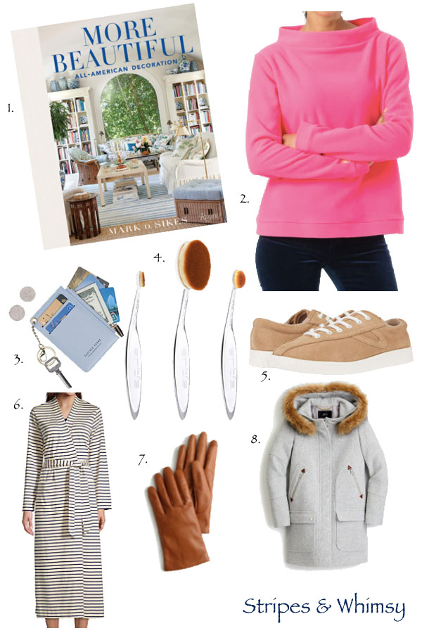 weekly edit stripes and whimsy preppy finds