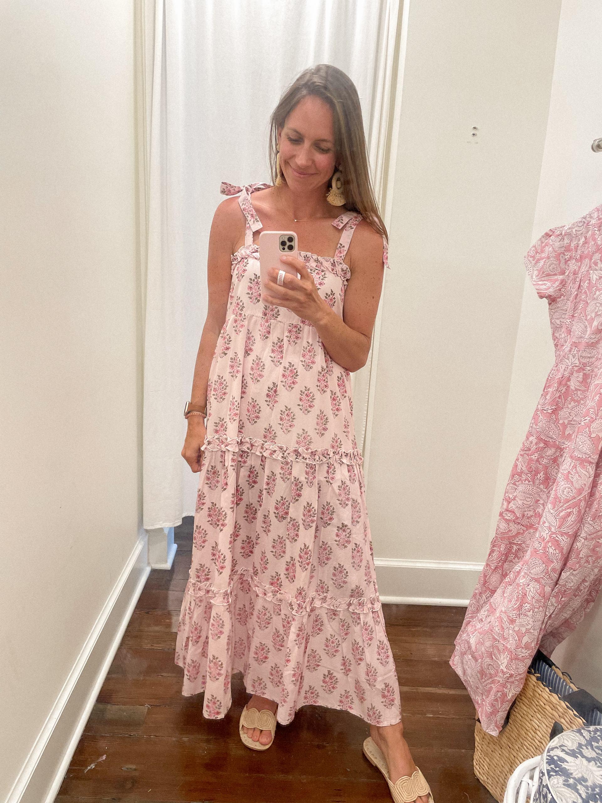 Madison Mathews Caroline dress