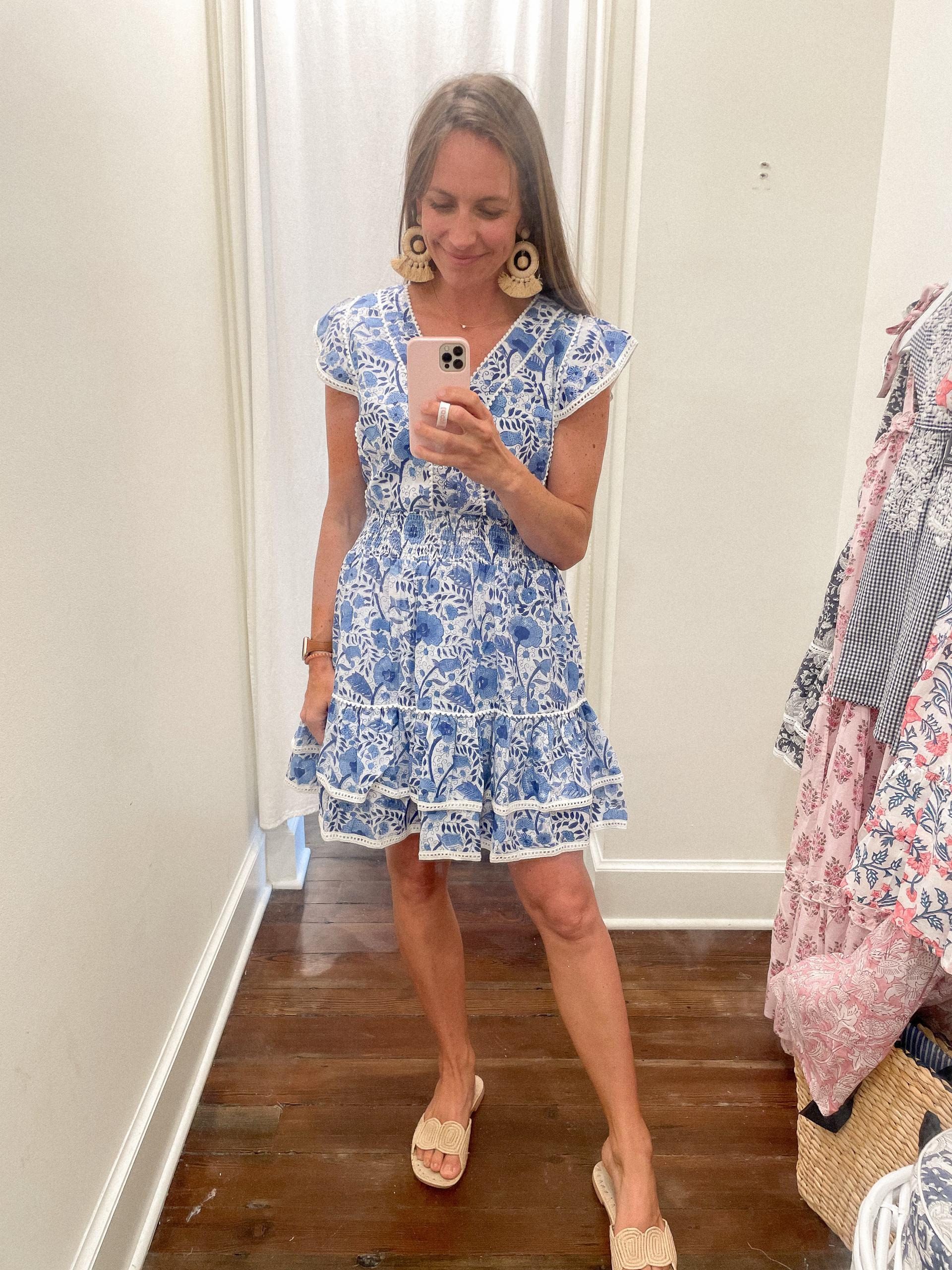 Madison Mathews Jane dress
