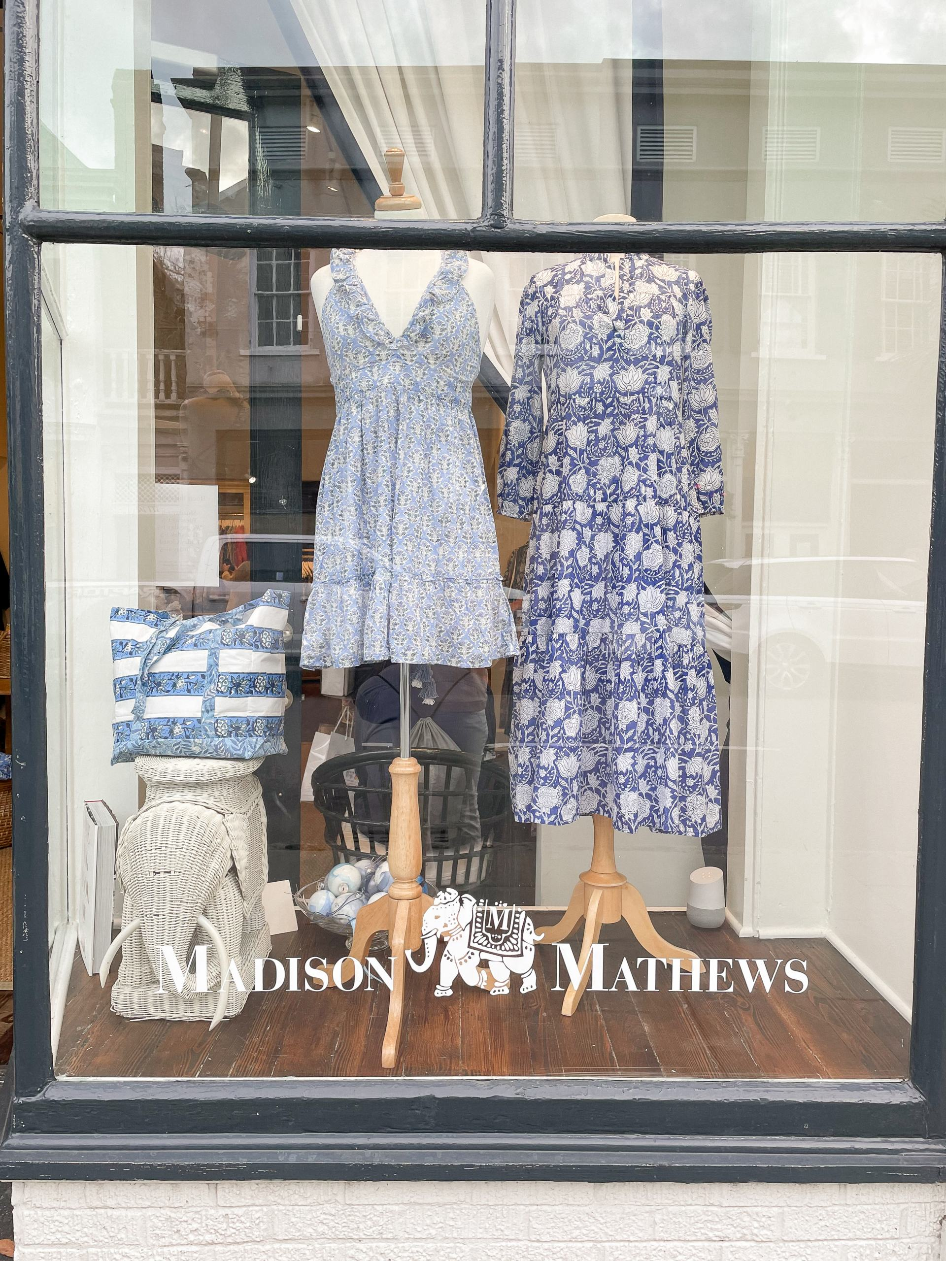madison mathews window