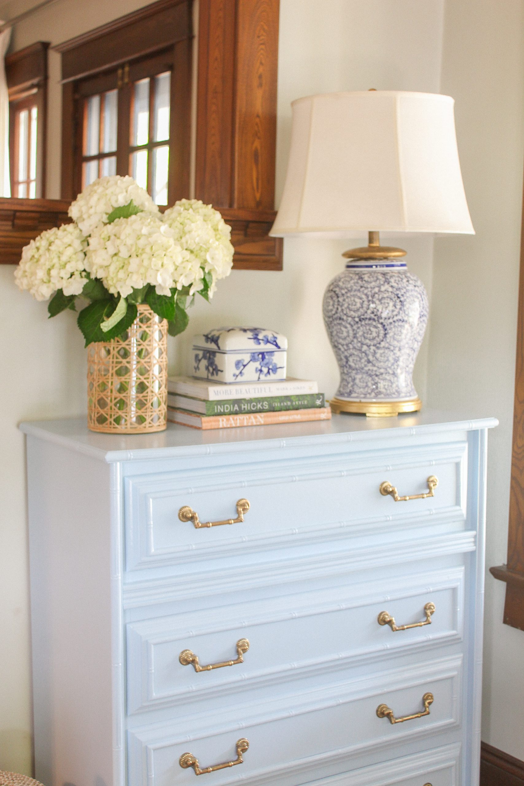 sapphire ice painted furniture