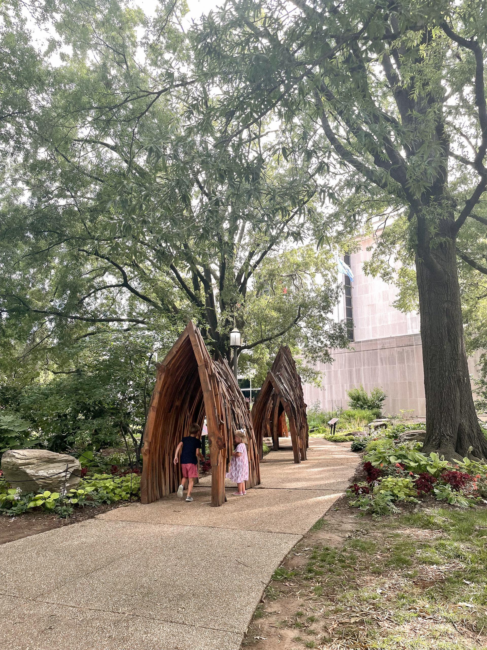 american history museum victory garden