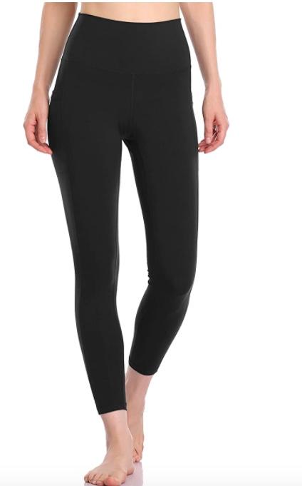 amazon high rise leggings - colorfulkoala leggings
