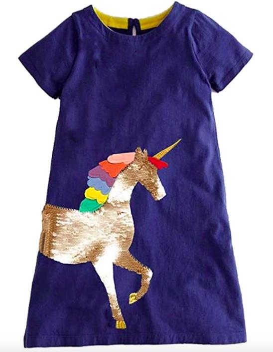 toddler girls unicorn dress amazon